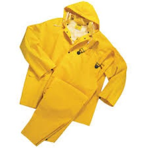 RW300-L - HYGRADE RAIN SUIT LARGE