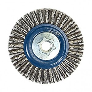 69936606277 - STRINGER BEAD KNOT WIRE WHEEL
