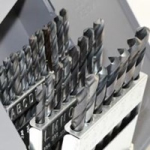 126C - 26 PC LETTER DRILL SET A - Z