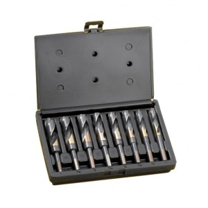 712-8P - 8 PC SILVER & DEMING DRILL SET