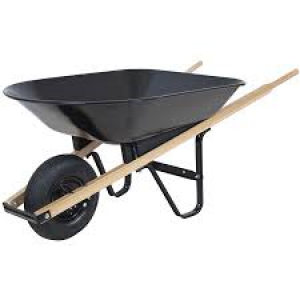 33529 - 6 CU. FT. WHEELBARROW