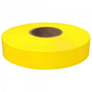 AT65905 - YELLOW FLAGGING TAPE 300'