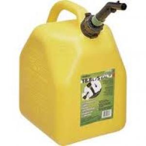 05898 - 5 GAL EPA PLASTIC DIESEL CAN