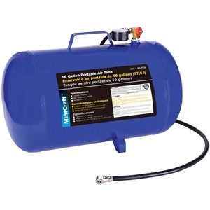 AT1003L - 10 GALLON AIR TANK