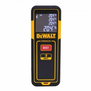 DW065E - DEWALT LASER DISTANCE MEASURE