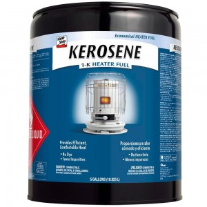 CKE83 - 5 GALLON 1-K KEROSENE FUEL