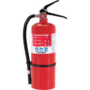 FE20A120B - 20 LB. FIRE EXTINGUISHER