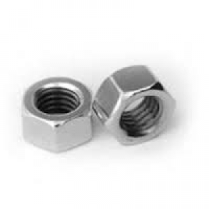 00200-2400-401 - 1/4-20 FINISH HEX NUT ZINC