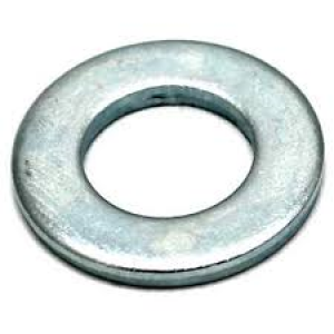 00370-1000-401 - 3/16 USS FLAT WASHER ZINC