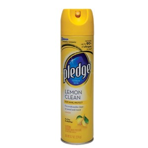 72372 - LEMON PLEDGE FURNITURE POLISH
