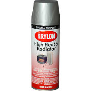K1407 - KRYLON HIGH HEAT ALUMINUM