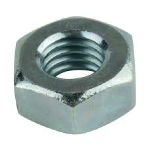 109NMM6C - 6-1.0 METRIC HEX NUT 10.9