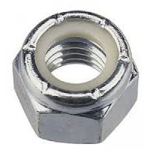 00250-0400-401 - 4-40 NYLON INSERT LOCKNUT PKG