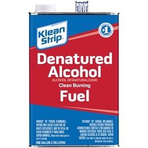 SL26 - DENATURED ALCOHOL 1 GALLON