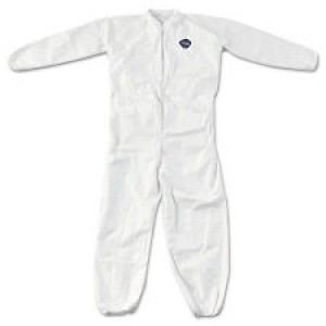 TY125L - TYVEK COVERALL LARGE